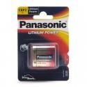 Pile spéciale au Lithium CRP2P 6V PANASONIC