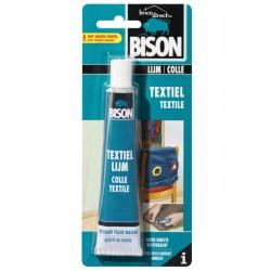 Colle spécial textile et tissus BISON