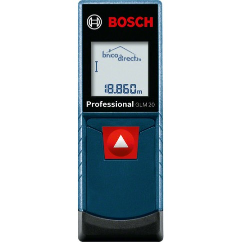 Télémètre laser 20m BOSCH GLM20