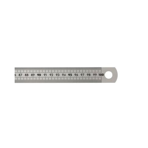 Règle à mesurer 50cm en Inox