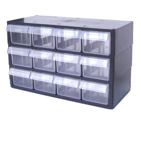 Rangement modulaire 12 tiroirs PG