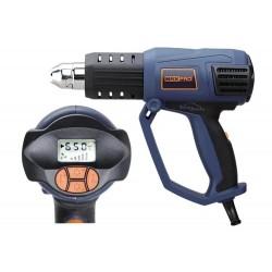 Décapeur thermique avec écran LCD 2000W MAXPRO