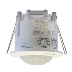 Détecteur pour éclairage encastrable 6m KOBAN KDP21 360FP