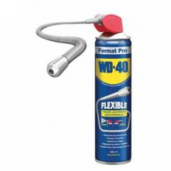 WD-40 Aérosol 600ml Flexible