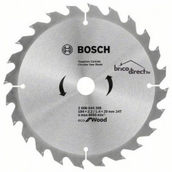 LAME CIRCUL 184x2.2/1.4x20 24T Eco Wood BOSCH