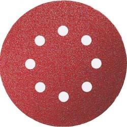 Disque Abrasif pour ponceuse excentrique 125mm G240 BOSCH