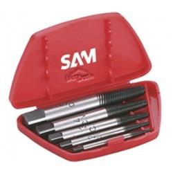 Coffret 5 extracteurs hélicoïdaux SAM