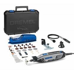 Outil multifonctions DREMEL 4300 +3 adaptateurs +45 accessoires