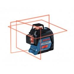 Laser 3 lignes à nivellement automatique BOSCH GLL3-80