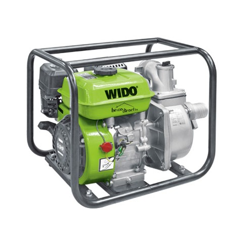 Motopompe à moteur 6,5HP WIDO
