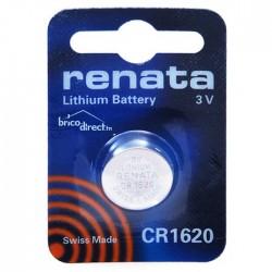 Pile plate CR1620 RENATA