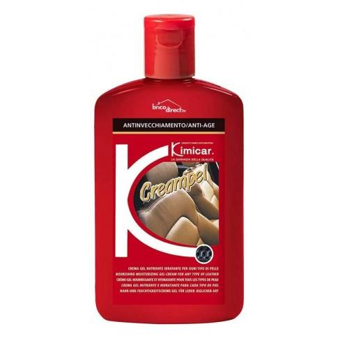 Crème traitement cuir 250ml CREAMPEL KIMICAR