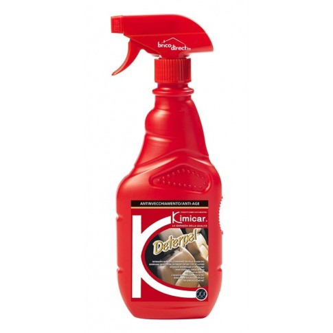 Nettoyant polish Cuir 500ml DETERPEL KIMICAR