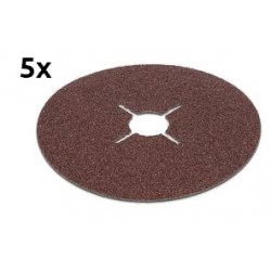 Disque Abrasif 125mm G120 pour meules KREATOR