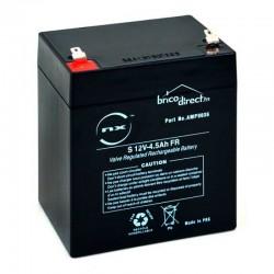 Batterie Plomb S 12V-4.5Ah T1 NX