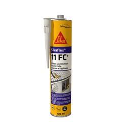 Mastic colle Sikaflex PRO-11 FC Blanc