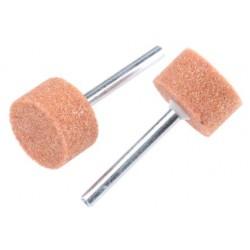 Pack de 2 meules à rectifier en Oxyde d'Aluminium 15,9mm DREMEL 8193