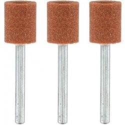 Pack de 3 meules à rectifier en Oxyde d'Aluminium 9,5mm DREMEL 932