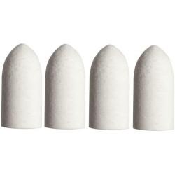 4 Pointes de polissage 10mm DREMEL 422