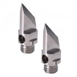 Pack de 2 couteaux à découper pour VERSATIP DREMEL 202