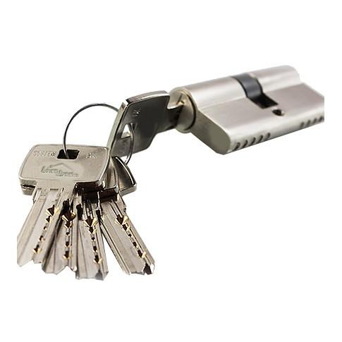 Cylindre de porte à 5 clés plates AHRAM DKDAFM002