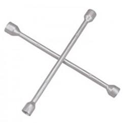 Clé en croix renforcée 17-19-21-23mm GRIPWELL
