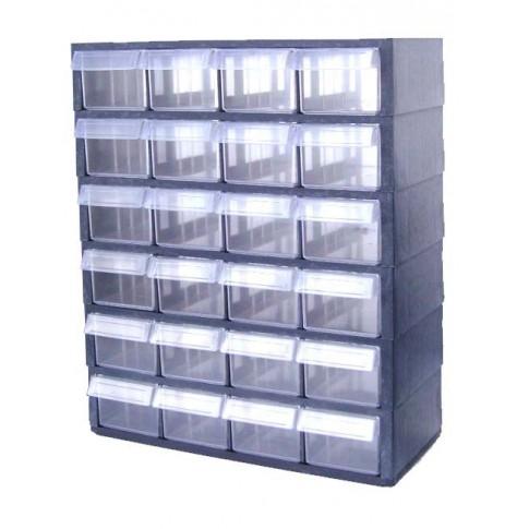 Rangement modulaire 24 tiroirs PG