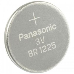 Pile plate BR1225 PANASONIC
