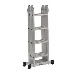 Echelle Multifonctions 4x4 en aluminium 470cm