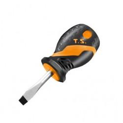 Tournevis Stubby plat 5.5mm TOLSEN