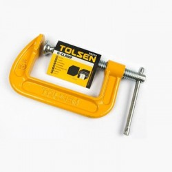 Presse d'assemblage type G 150mm TOLSEN