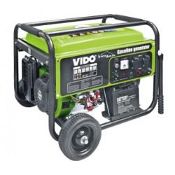 Groupe éléctrogène à Essence 5.5 kVA VIDO-WIDO