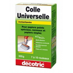 Colle papier universelle 300gr DECOTRIC
