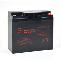 Batterie AGM Cyclique 12V-20Ah NX