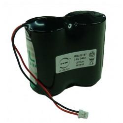 Batterie lithium 2x D LS ST1 1S2P 3.6V 34Ah PHR2 SAFT