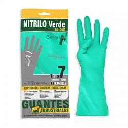 Paire de gants de protection industrielle BEHOLI Taille 9