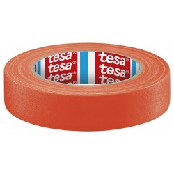 Gaffer Tape TESA Orange Fluo 25Mx19mm