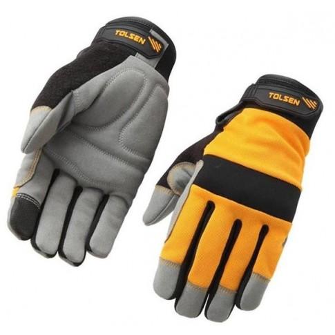 Paire de gants de mécanicien TOLSEN