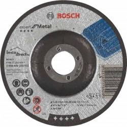 Disque de coupe pour métaux Ø125mm BOSCH