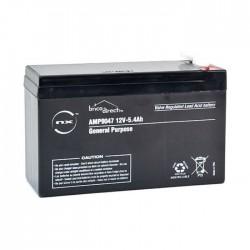 Batterie Plomb AGM S 12V-5.4Ah NX