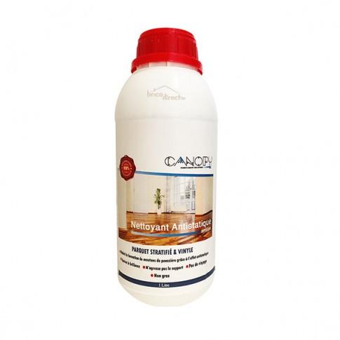 Nettoyant antistatique parquet 1L CANOPY