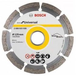 Disque Diamant Eco-Universel 125mm BOSCH