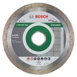 Disque Diamant pour céramique 125mm BOSCH