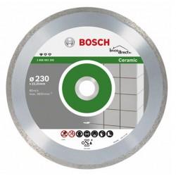 Disque Diamant pour céramique 230mm BOSCH