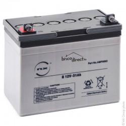 Batterie Plomb Gel 12V-31Ah NX