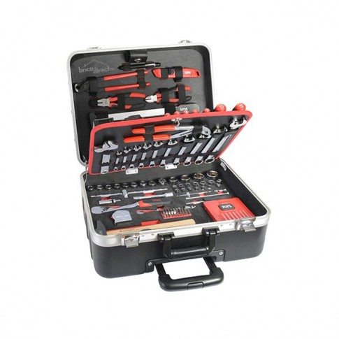 VALISE TROLLEY 136 OUTILS SAM
