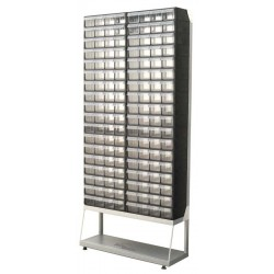 Rangement modulaire 144 tiroirs PG
