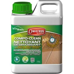 Nettoyant spécial composite OWATROL COMPOCLEAN