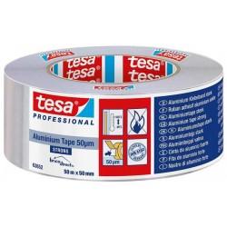Adhésif Aluminium 50 microns TESA
