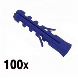 Mini Pack 100 chevilles 6mm